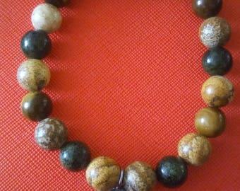 Charm Modal Beads Bracelet