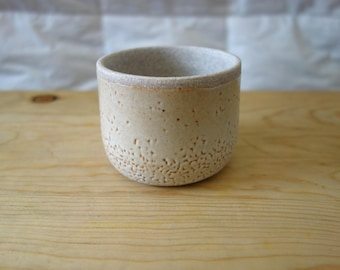 Small Textured Planter