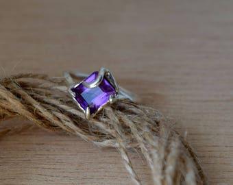 Empiric ring- Ametista