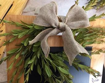 Farmhouse Chalkboard w/ Wreath