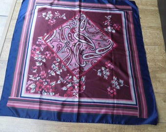1990s scarf by Tie Rack, new with original tag