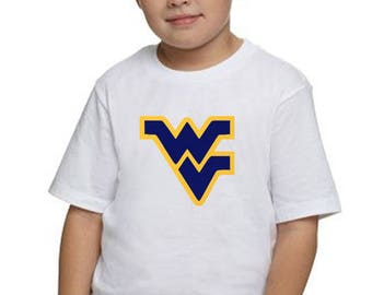 WVU Shirt - Baby Bodysuit - Toddler tshirt
