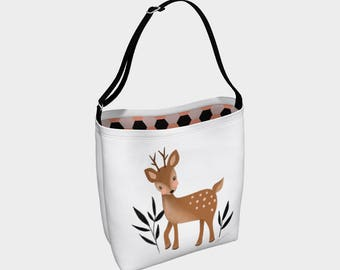 "Shoulder bag ""Little deer"""