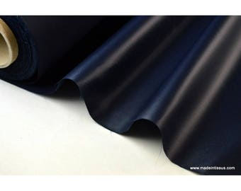 Water repellent for umbrella x50cm Navy polyester fabric