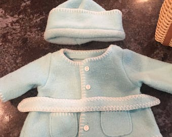 American Girl Bitty Baby Outfit, very nice, excellent condition