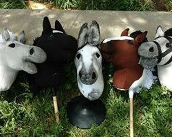 MADE TO ORDER Large Hobby Horse
