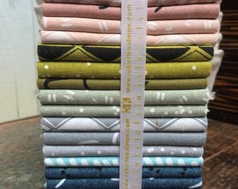 Arroyo Multi Color Story Erin Dollar Linen blend