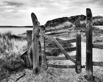 gate - anglesey