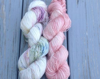 Emma Set - Hand dyed yarn