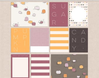 Sugar Patch - Journal Cards