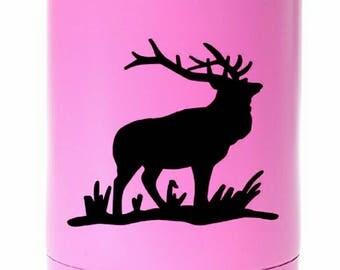Elk Decal Etsy