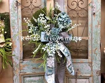 Spring Wreath, Everyday Wreath, Summer Wreath