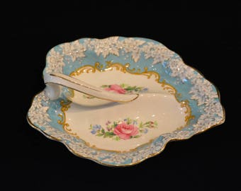 Royal Albert Enchantment - Handled Leaf Tray