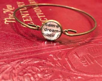 Dream Bangle Bracelet