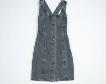 KENZO - denim dress