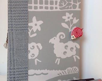Book journal,memories book, travel journal, handmade