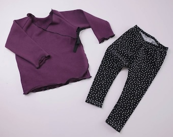 Trendy Baby Outfit - Trendy Baby Clothes - Trendy Baby Girl - Trendy Girl Outfit - Trendy Baby Boy - Trendy Boy Outfit - Purple Baby Sweater