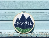 WANDER - reserved for Jennica