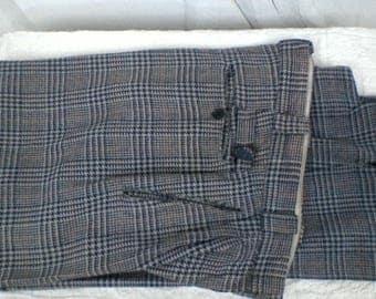Pantalon golf slip/genou vintage .