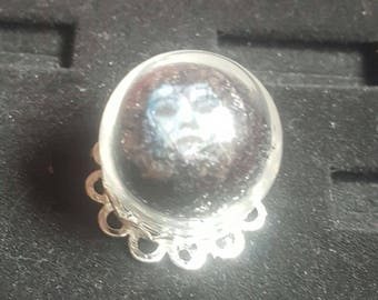 Madame Leota Crystal Ball Ring, Haunted Mansion, Halloween