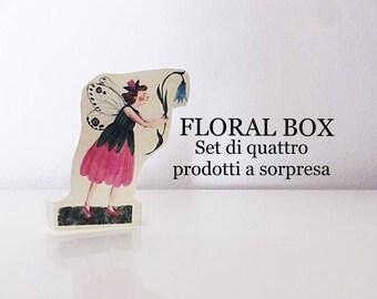 FLORAL BOX-set more surprise floral products