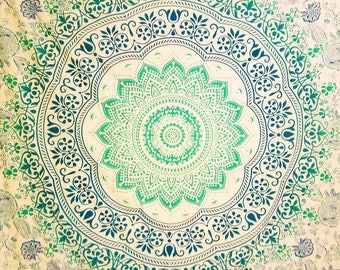 Mandala Tapestry duvet cover, boho duvet cover, mandala doona cover, mandala pillowcases, mandala bedding, boho bedding, hippie bedding