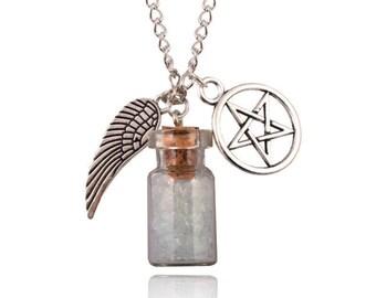 Protection Necklace Pentagram