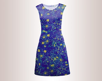 Neurons shift dress