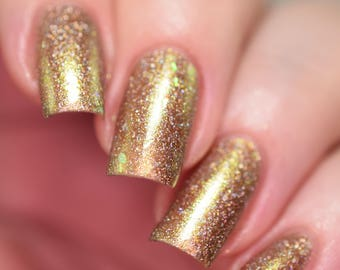 Gilded Fawn - Summer Soiree 1 Year Anniversary collection - BLUSH Lacquers