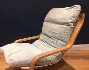 Original 1970's danish cantilever chair