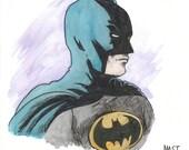 Commissions - Commande de dessin original par JL Mast - Format A4