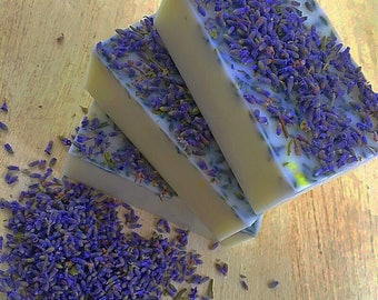 Pixie Bar  Lavender and Honey Soap Bar (Organic)
