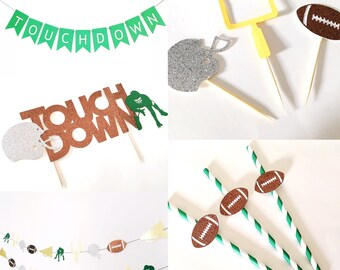 Mini Football Party in a Box