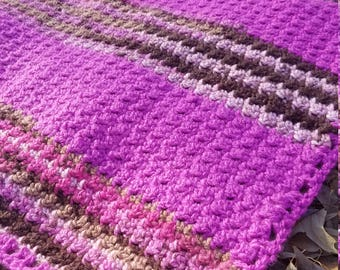 Beautifully Bulky Blanket