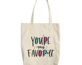 Quote- Tote Bag