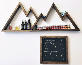 Rustic Mountain Shelf ADDITION