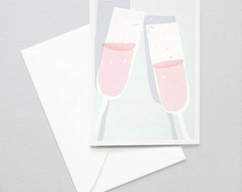 Greeting card - cheers