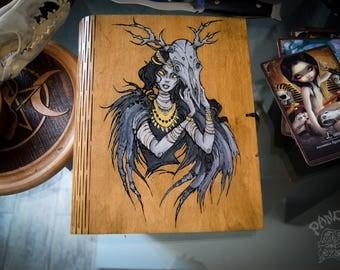 Book of Shadows,Sketchbook,Notebook - Shaman