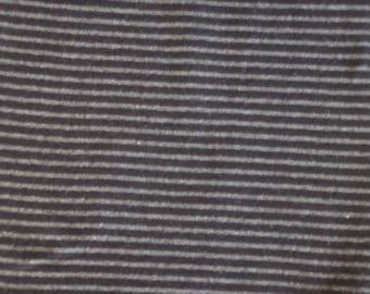 Edge - Coast smooth tubular - black with gray stripes