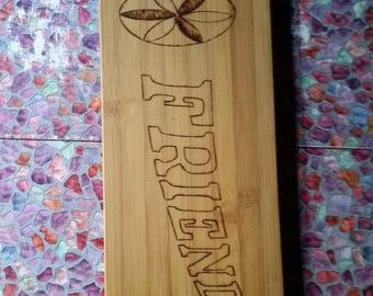 Friendship Bamboo serving/chopping Board