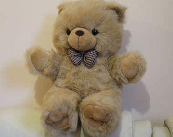 Plush Cute Bear - Adorable Soft, Gentle & Gorgeous - Decorative Realistic Bear