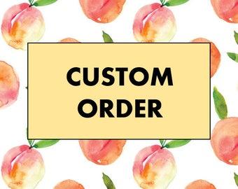Custom Team Tee