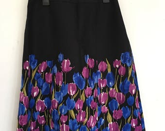 Laura Ashley beautiful ladies skirt uk 12