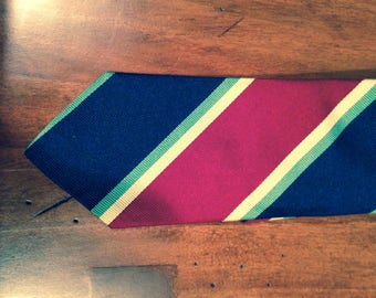 POLO TIE - Hand Made- small