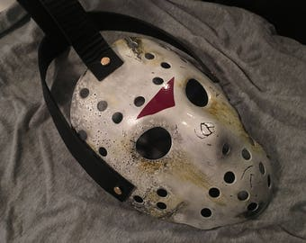 Jason Voorhees Part 7 New Blood Friday the 13th MASK