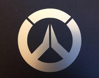 Overwatch inspired Vinyl Sticker