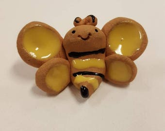 Little Guys Ceramic Bee