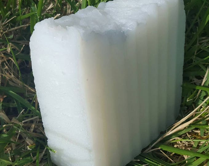 100% Coconut Oil Bar Soap | Vegan | Natural | Fragrance Free
