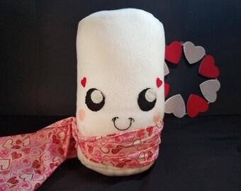 Valentine/Anniversary Marshmallow Man