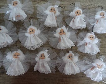 Angels hanging Christmas